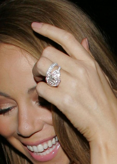 Mariah Carey's Engagement Ring