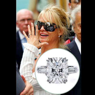 Nicolette Sheridan's Engagement Ring