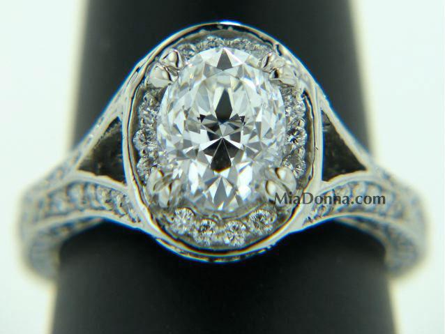 katie holms wedding ring