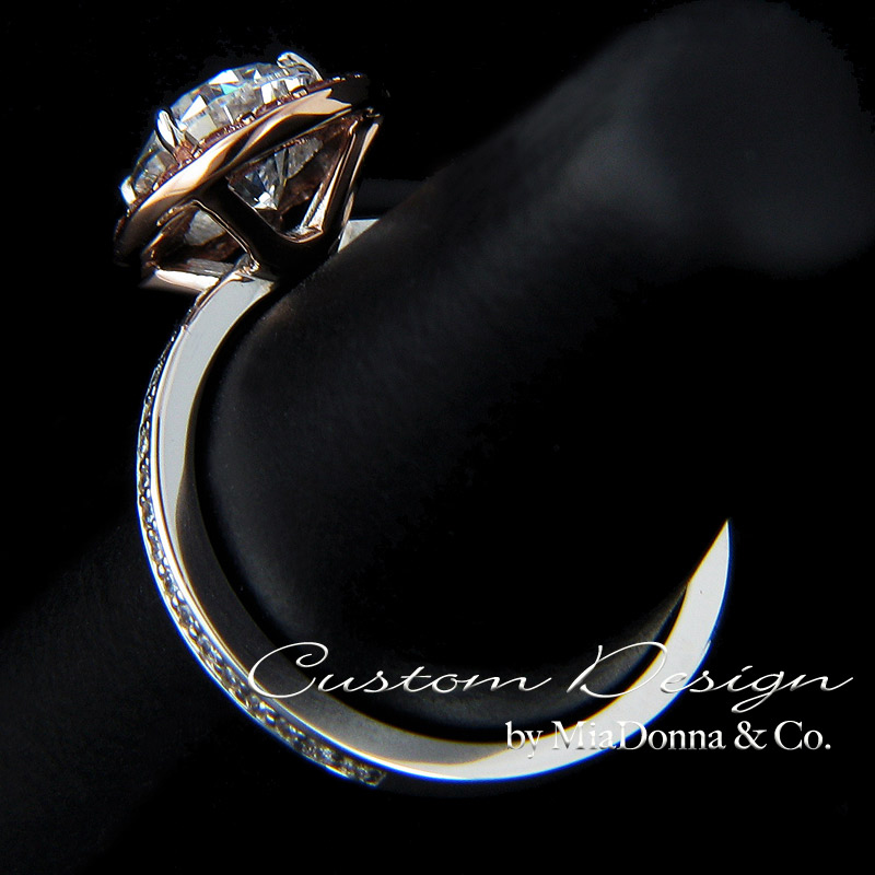 design own wedding ring online rings