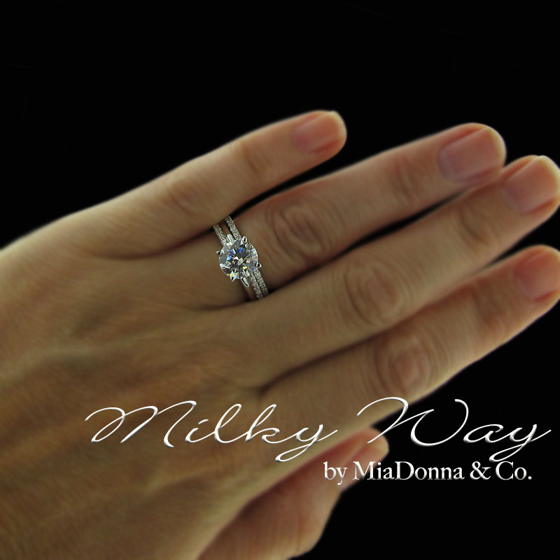 wedding ring sets archives miadonna diamond blog miadonna in italy wedding - Wedding Rings Set