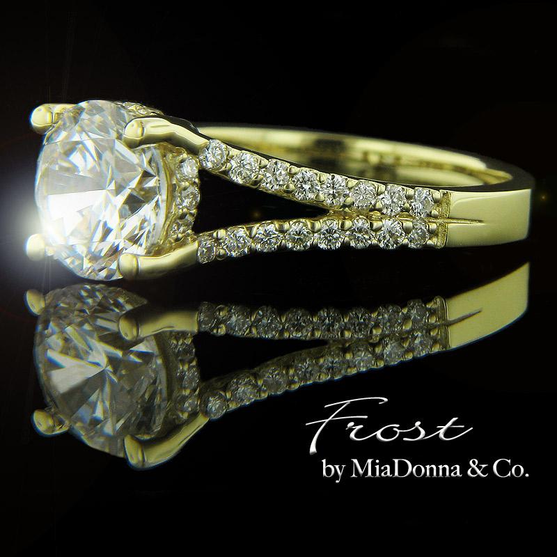 moissanite vs diamond shop brilliant earth moissanite rings