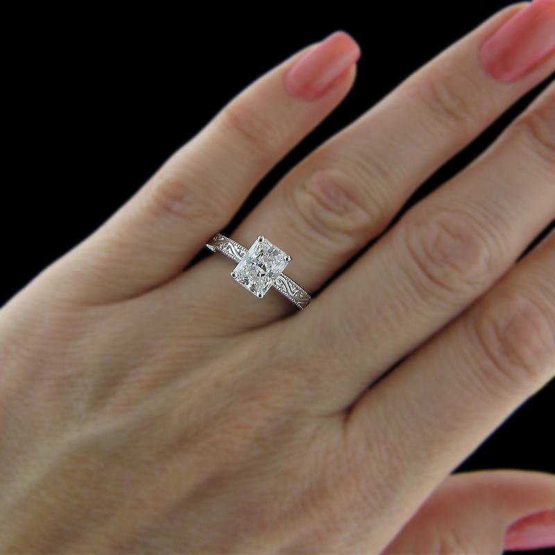 Solitaire Engagement Rings amp Bands At Guaranteed Low