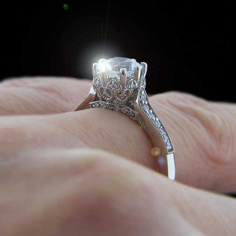 diamond promise ring wedding listing il made rings solitaire ct man