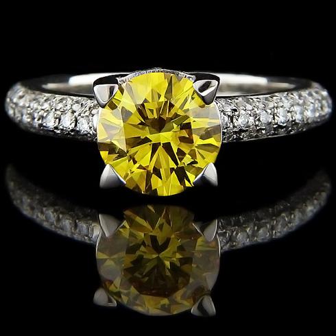 Yellow-Man-Made-Diamonds