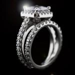 WeddingSet_Princess_Halo_EngagementRing_paveband_3