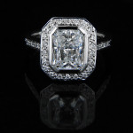 Heirloom Antique Engagement Ring