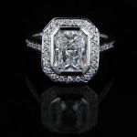 Heirloom Antique Engagement Ring