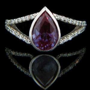 Custom Designed Engagement Ring