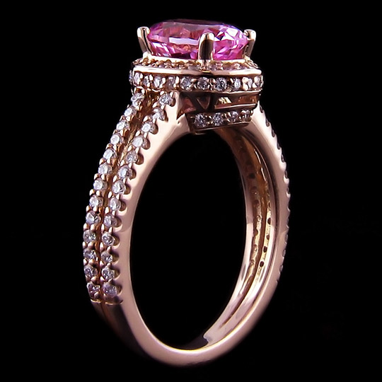 The Gemstone Engagement Ring Trend