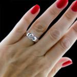 MiaDonna_Lunar Half Bezel Engagement Ring