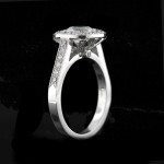 MiaDonna Luxury Antique Engagement Ring