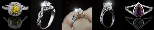 Top 5 Engagement Rings by MiaDonna®