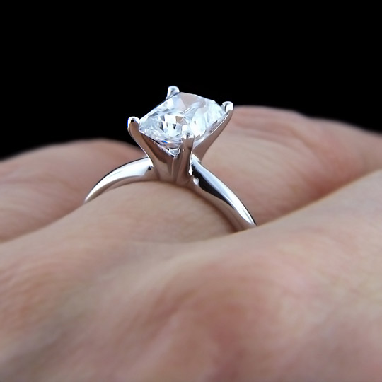 engagement rings solitare tiffany style solitaire engagement ring car