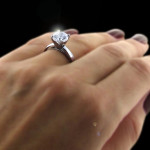 Sophia Solitaire Engagement Ring