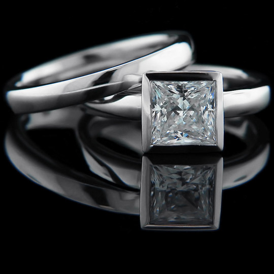 Engagement Ring Vs Wedding Ring Reddit