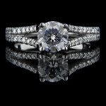 Frost Engagement Ring