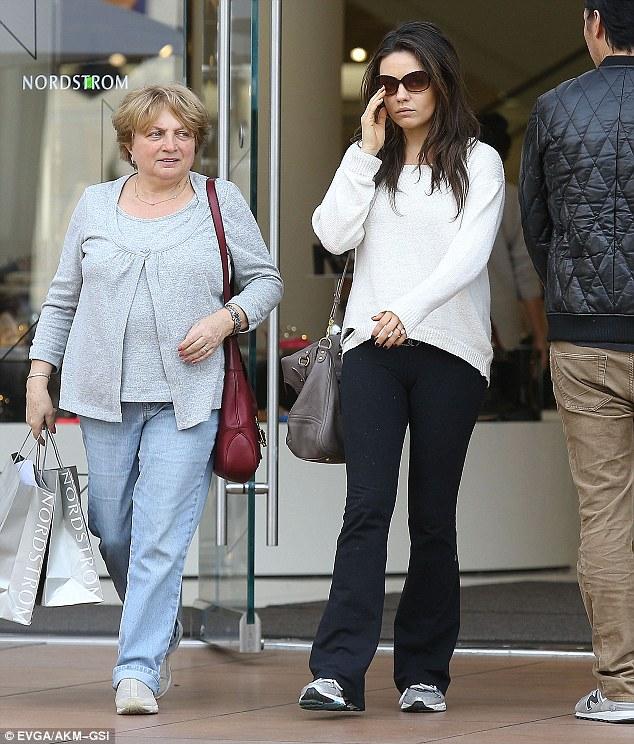 Mila Kunis Engaged