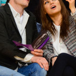 Mila Kunis and Ashton Kutcher Engagement Ring