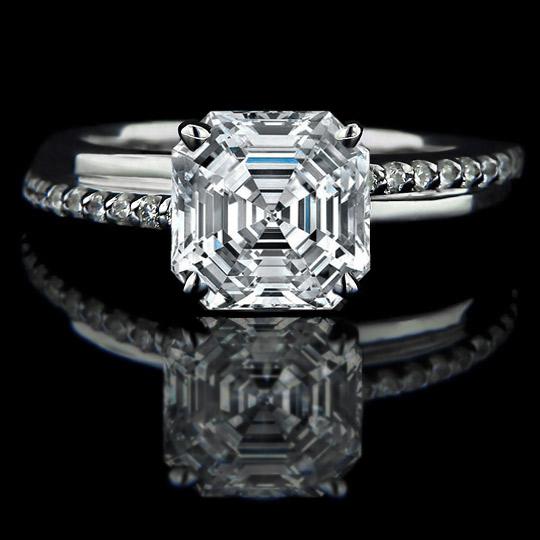 Asscher Cut Diamond Hybrids Archives  Miadonna Diamond. Race Watches. Rose Gold Bangle Bracelet. Napoleon Diamond. Collection Watches. White Gold Jewellery. Rainbow Moonstone Necklace. Unisex Rings. Icy Bracelet