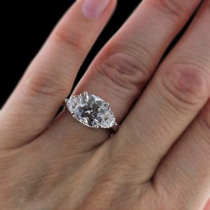 The Sandra Engagement Ring