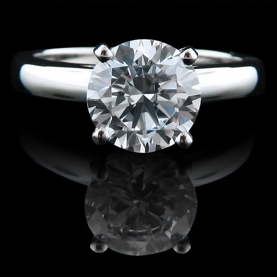 Sophia 4 Prong Engagement Ring