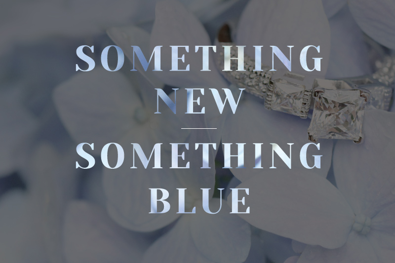 Something New, Something Blue | MiaDonna Diamond Blog