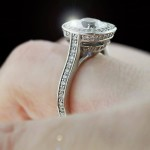 Eco Friendly Wedding | Engagement Ring | MiaDonna.com