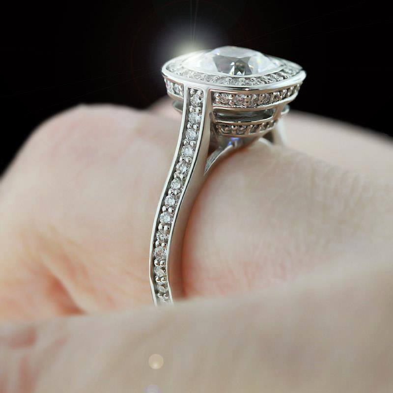 64 eco friendly wedding rings five eco friendly