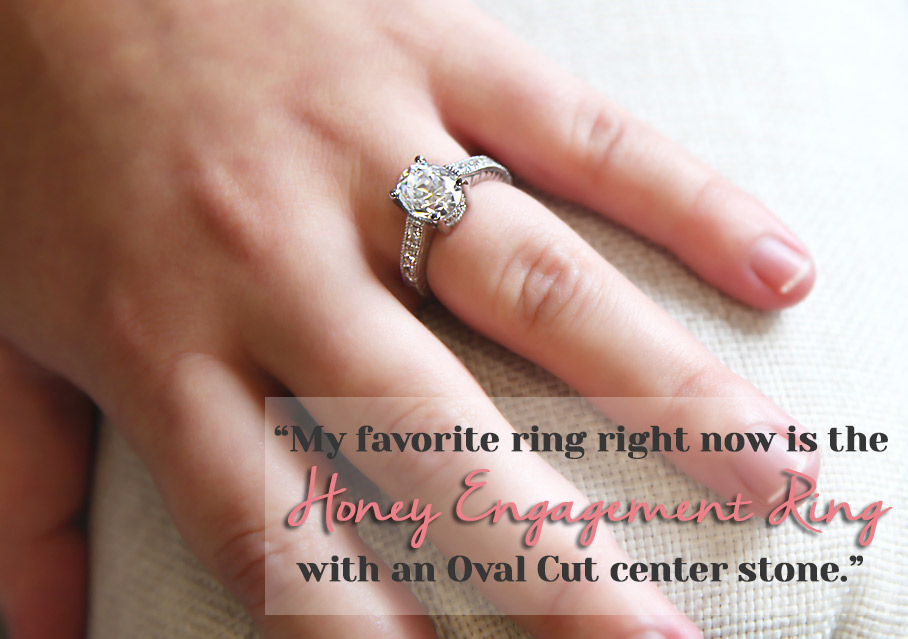 Meet Linley | Her Favorite MiaDonna Engagement Ring