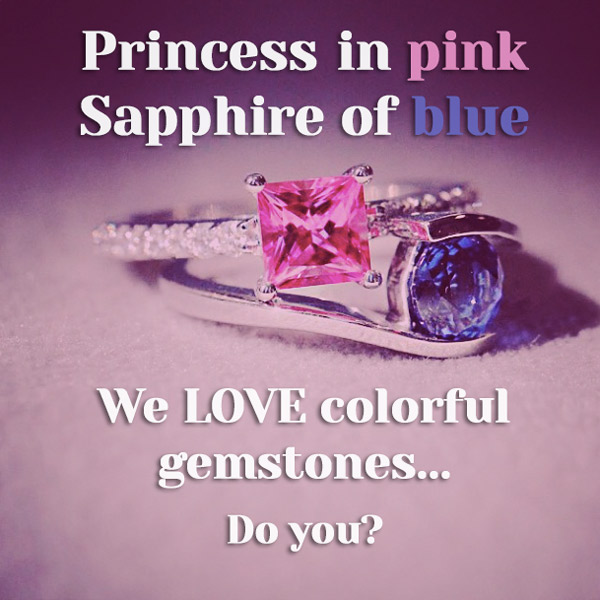 We LOVE Gemstones | MiaDonna