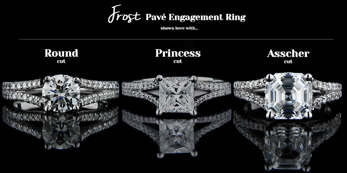 FRIDAY FAVORITE | Jaime's Pick | Frost Engagement Ring