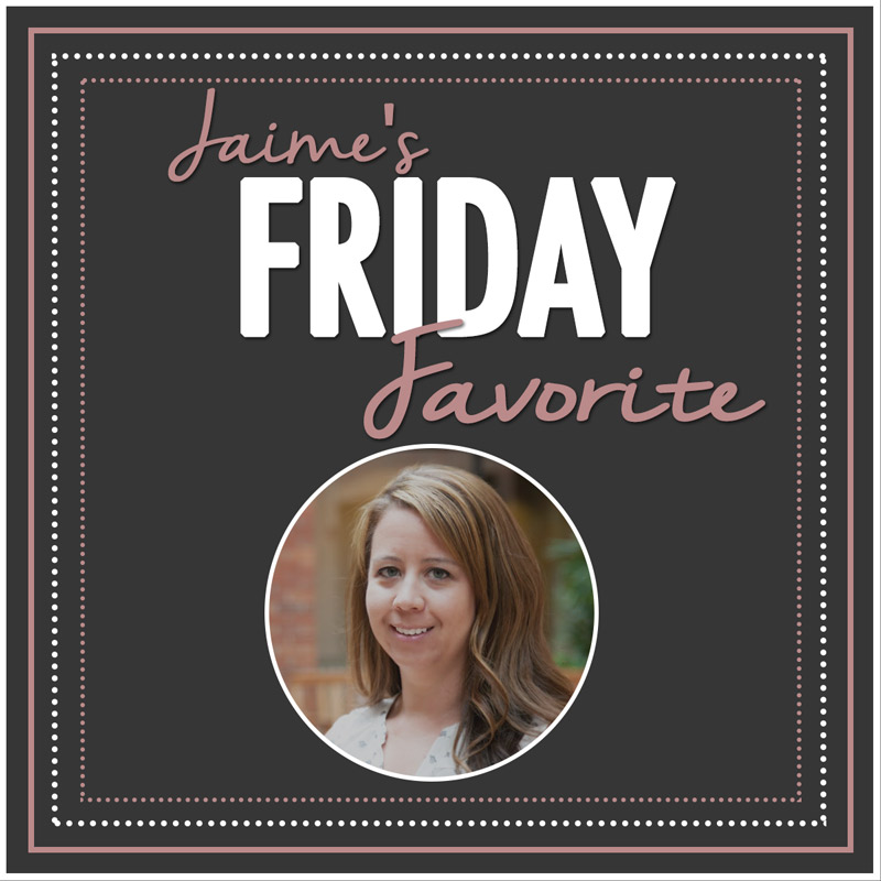 MiaDonna FRIDAY FAVORITE | Jamie's Pick