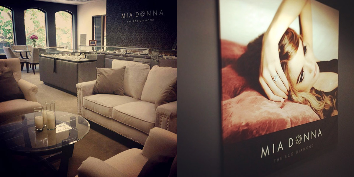 MiaDonna's Portland, OR Showroom | Come visit us - Schedule a one-on-one appointment!