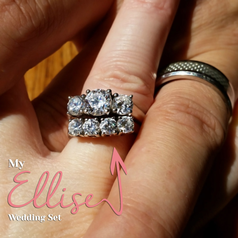 MiaDonna FRIDAY FAVORITE | Nichole's Pick | Ellise Wedding Set