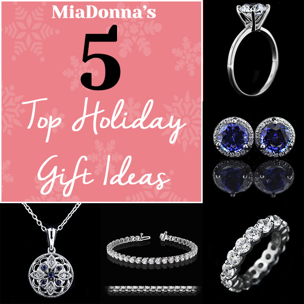 MiaDonna's TOP 5 Holiday Gift Ideas | Holiday Gift Guide