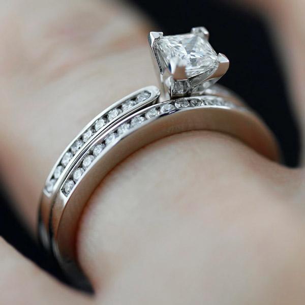 New Year's Eve Proposal | Last Minute Bling | Man Made Diamonds | Drew Wedding | Set