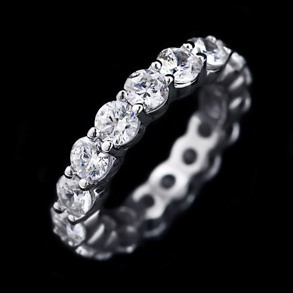 New Year's Proposal | Last Minute Bling | Eternity Band | Diamond Hybrid