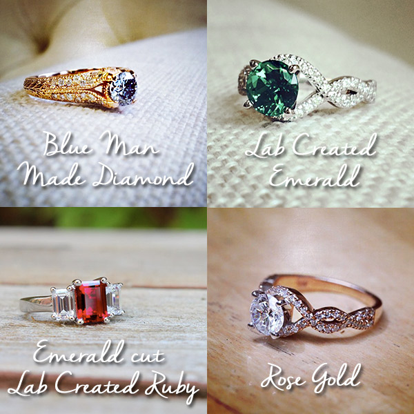 MiaDonna CEO's Top 5 Engagement Ring Trends for 2015| COLOR | White is out | Blue Diamonds | Yellow Diamonds | Emerald Gemstones | Blue Sapphires | Ruby Gemstones