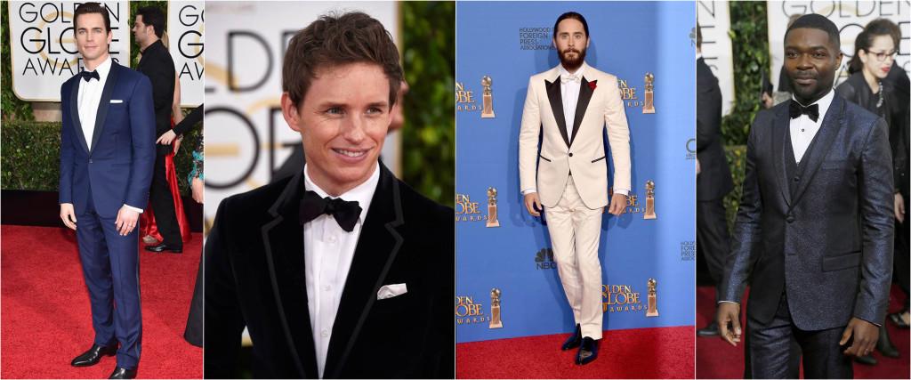 Golden Globes Top Fashion Trends | Men's Golden Globes Fashion Trends