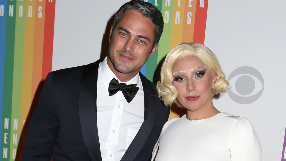 Lady Gaga Engaged to Taylor Kinney | Lady Gaga's Engagement Ring | Photo by Greg Allen/Invision/AP