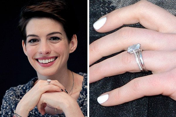Celebrity engagement rings at the oscars miadonna 174 the future of