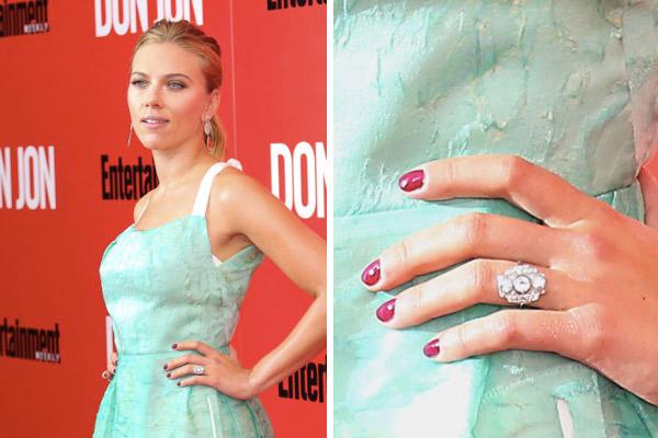 Diamond Engagement Rings Celebrity Celebrity Engagement Rings