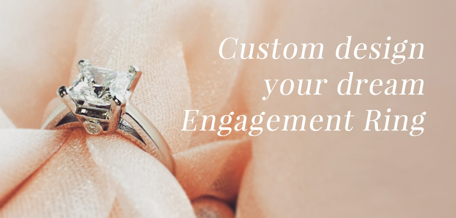 Ten Reasons to Choose MiaDonna | Custom Design your own Engagement Ring