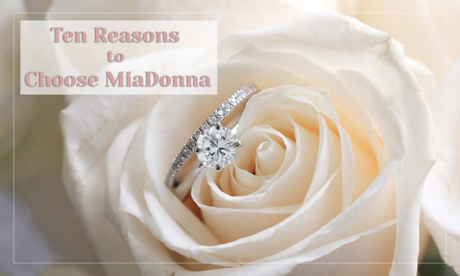 Ten Reasons to Choose MiaDonna | MiaDonna.com