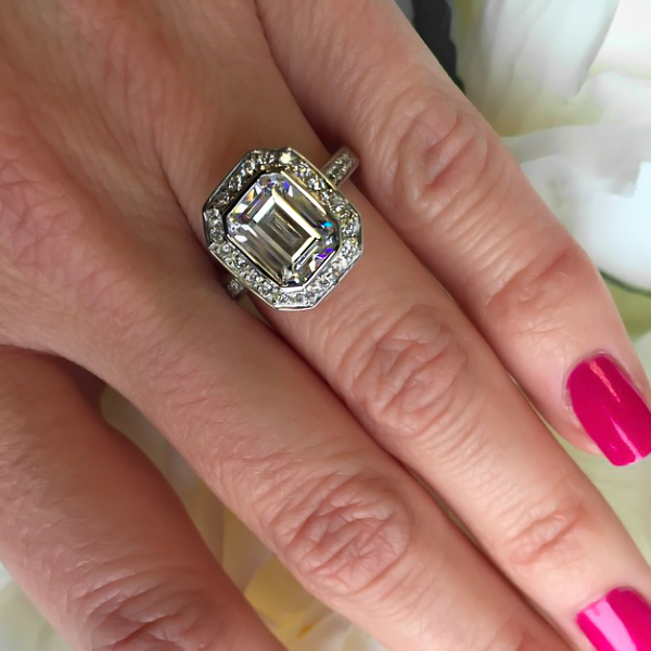 Lab-Created Diamond Engagement Rings   Why YOU should own more than one!   Heirloom Engagement Rings   MiaDonna