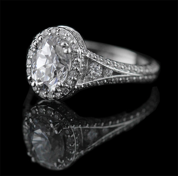 Top 5 May | Antique Style Engagement Rings | Empress Antique Engagement Ring
