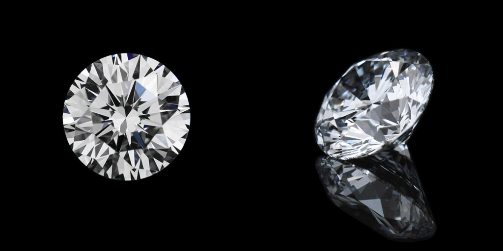 1.71ct Round cut D color VS2 clarity | MiaDonna | Lab Created Diamonds | Unmatched beauty. Unrivaled quality. Unbeatable value