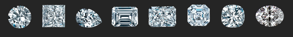 The World Famous Diamond Hybrid | Shapes | ONLY $358 per carat