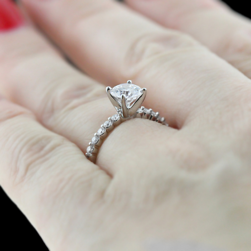 Financing with MiaDonna - Buy Now and Pay Later! | Willow Enagagement Ring
